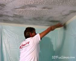 remove popcorn ceilings ceiling