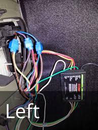 curt 56146 trailer wiring harness installation on saab 9 3 linear Saab Wiring Harness curt 56146 trailer wiring harness installation on saab 9 3 linear 2003 saab radio wiring harness