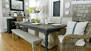 farmhouse dining room set. Farm Dining Room Table Awesome Farmhouse All Set With Bench Tables For 17