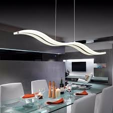 stylish dimmable modern led chandeliers chandelier lights 110v 220v lampadario with control for dinning room bedroom