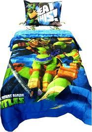 ninja turtle comforter set teenage mutant ninja turtles comforter ninja turtles bedding set twin full size