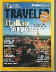 national geographic traveler september