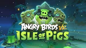 Angry Birds: Isle of Pigs VR Game for Oculus & Steam — Resolution Games