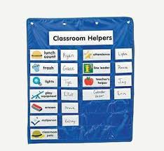 Classroom Helpers Pocket Chart Classroom Helpers Pocket Chart China Suppliers 252965