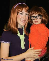 scooby doo gang family costume homemade costumes for families