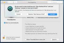 backup mac to an external hard drive