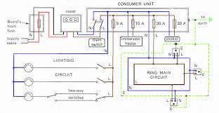 connection diagram of house wiring   wiring schematics and diagramshouse wiring diagram consumer unit diagrams ring main circuit