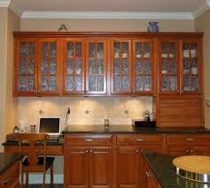 Cabinet With Frosted Glass Doors Glass Designs For Kitchen Cabinet Doors F Brown Wooden Frame Glass