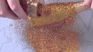 Champagne Bottle Decoration Glitter Champagne Youtube