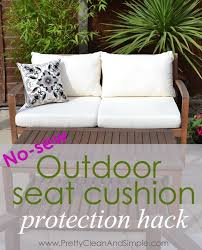 gallery of how to clean outdoor cushions vinegar