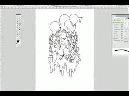 イラストメイキング線画 描いてみた動画 ニコニコ動画
