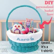 diy basket liner tutorial diyshowoff