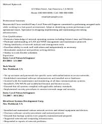 Resume-Samples-Entry-Level-Resumesentry-Level-Network-Engineer ...