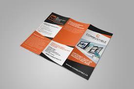 Modern Brochure Design Modern Brochure Design By VisualColony On Envato Studio 4