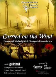 Carried on the Wind – A Reflection | The World Outside the Window