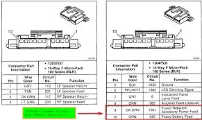 radio wiring diagram for 2001 chevy silverado wiring diagram and wiring diagram