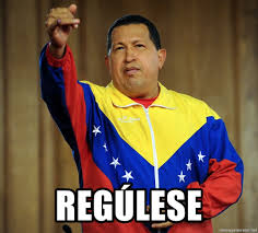 Hugo Chavez Expropiese