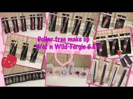 2016 dollar tree haul makeup wet n wild fergie and elf june