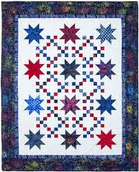 22 best Patchwork Star Patterns images on Pinterest | Quilt block ... & Freedom is Our Strength Quilt EPattern - All profits from the sale of this  ePattern benefits Operation Homefront supporting veterans and their  families. Adamdwight.com