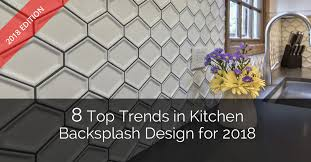 Black Granite Countertops With Tile Backsplash Unique 48 Top Trends In Kitchen Backsplash Design For 20148 Home Remodeling