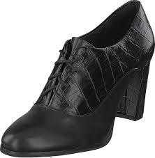 Buy Clarks Kaylin Ida Black Combi Shoes Online | FOOTWAY.co.uk