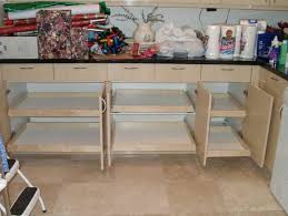 kitchen cabinet organization slide outs roll outs within sliding shelves for kitchen cabinets