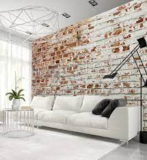 faux brick wallpaper brick wallpaper