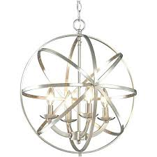 metal orb chandelier diy best ideas on modern post lights pertaining to property metal orb chandelier