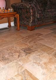 Floor Tiles Design For Living Room