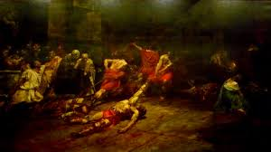 juan luna earned him the gold medal at the 1884 madrid exposition of fine art little did the spanish know about the subliminal message in the painting