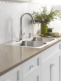 Kohler K 560 Vs Vibrant Stainless Bellera Pull Down Kitchen Faucet