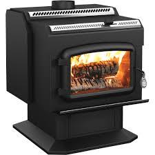 1 top er drolet high efficiency wood stove 100 000 btu epa certified ht2000 model