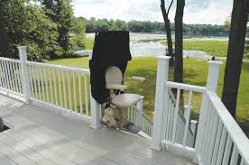 Queens Bruno Stair Lifts NYC Stair Lift Dealer Stair Elevator - Exterior wheelchair lifts