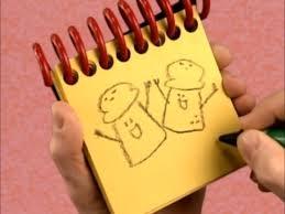 blues clues mr salt and mrs pepper. Mr. Salt And Mrs. Pepper Clue.png Blues Clues Mr Mrs