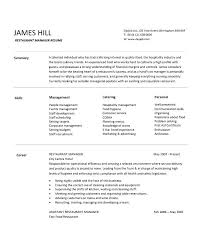 Sample Hotel General Manager Resume Amazing Hotel General Manager Resume Samples Or Hospitality