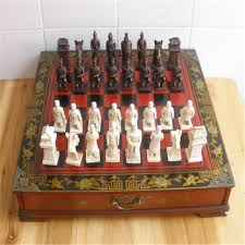 Old Wooden Board Games 100100 100100 100CM Fitness Board Game International Chess Queen 33
