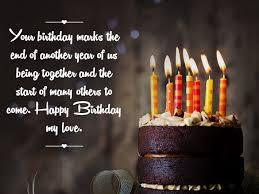 Birthday Love Quotes Beauteous Happy Birthday Love Quotes Birthday Wishes For My Love