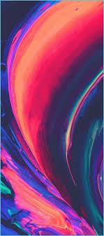 IOS 8, IPhone X, Purple, Blue, Clean ...