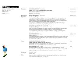 resume work sample poyi lee archinect 5 more images darr