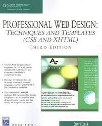 Professional Web Design Techniques Professional Web Design Techniques And Templates Css