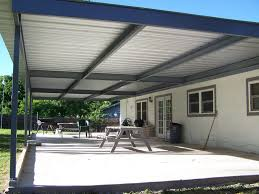 Bar Furniture modern patio roof Inspirations Steel Patio Cover