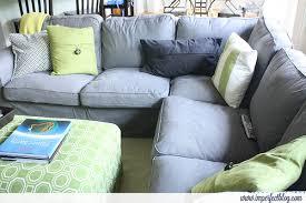 Living Room Sectional Slipcovers Ikea Stunning For Living Room