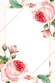 Flower Frame Wallpapers - Wallpaper Cave
