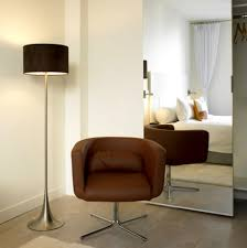 modern chic bedroom sitting area furniture design nu hotel rooms