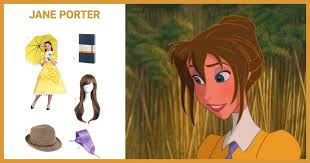 Dress Like Jane Porter Costume   Halloween and Cosplay Guides