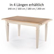 Esstisch Nürnberg Fichte Massiv Designer Vintage Landhaus 4gr 140 160 180 200