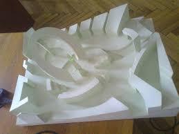 Курсовая по объемно пространственной композиции photoshop Курсовая по объемно пространственной композиции
