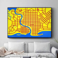 Online Shop Simpsons <b>Pop Art Canvas Painting</b> Posters And Prints ...