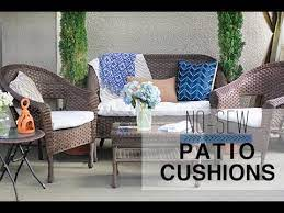 no sew patio cushion covers you