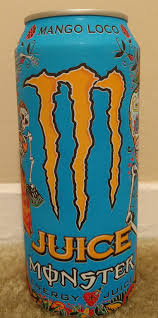 monster can nutrition facts. Brilliant Nutrition Drink Reaction Juice Monster Mango Loco With Monster Can Nutrition Facts O